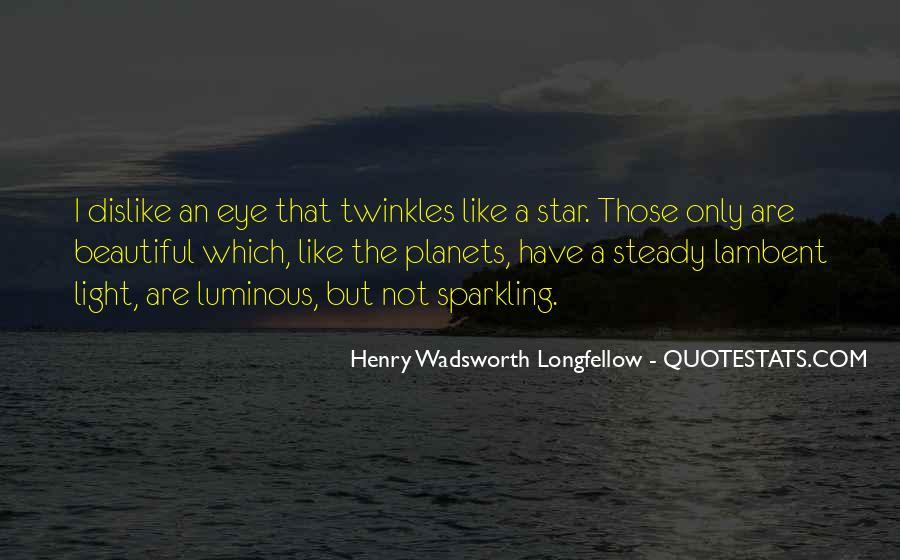 Henry Wadsworth Longfellow Quotes #262644