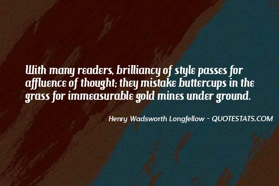 Henry Wadsworth Longfellow Quotes #32441