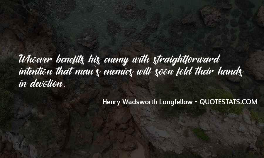 Henry Wadsworth Longfellow Quotes #397013