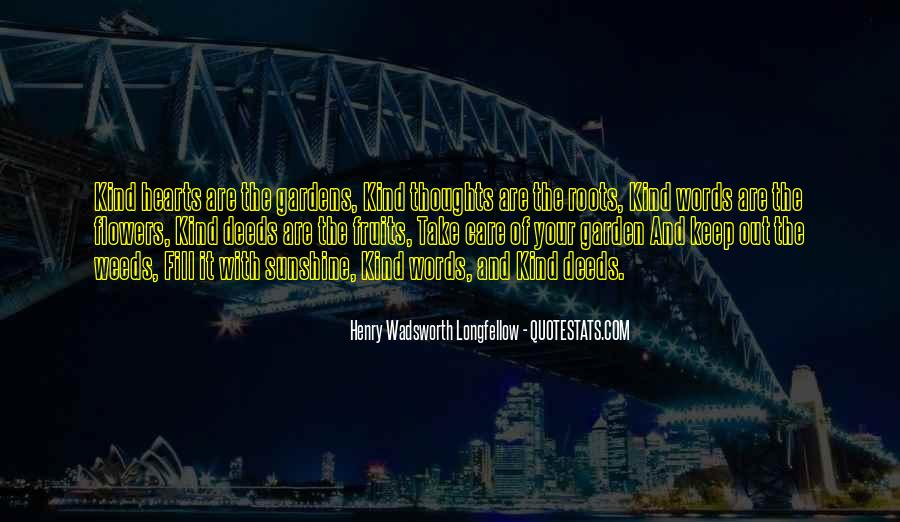 Henry Wadsworth Longfellow Quotes #459356