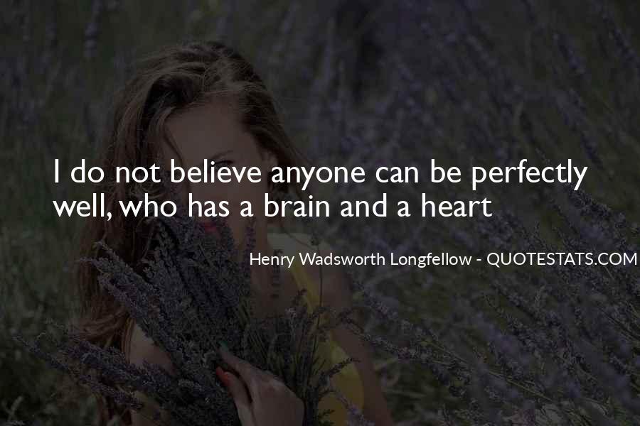 Henry Wadsworth Longfellow Quotes #717847