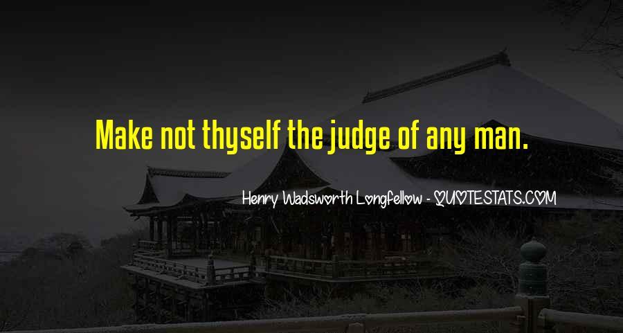 Henry Wadsworth Longfellow Quotes #798170