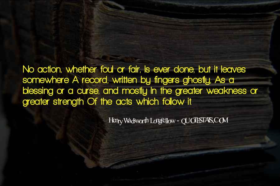 Henry Wadsworth Longfellow Quotes #832102