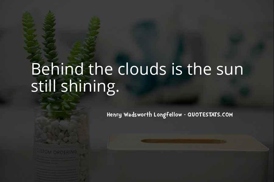 Henry Wadsworth Longfellow Quotes #866953