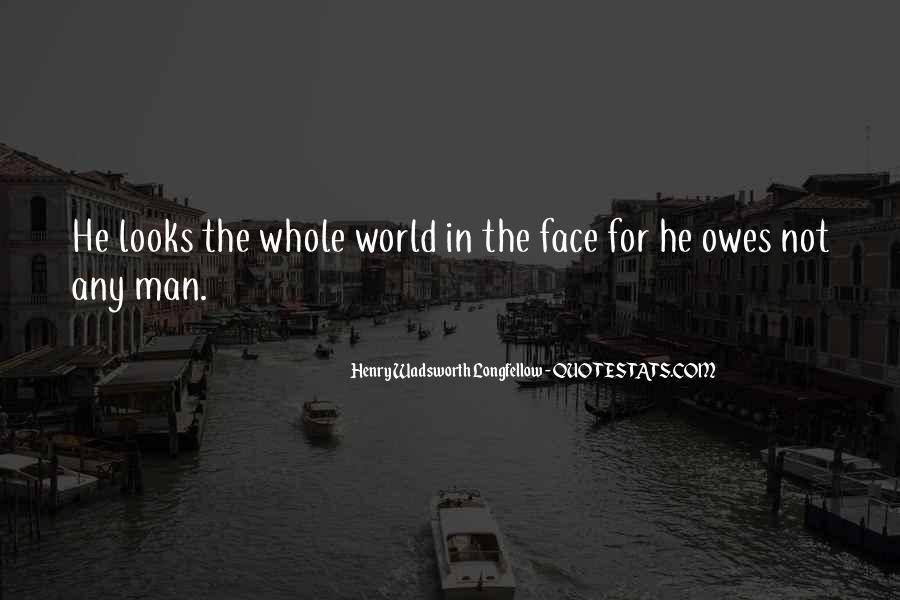 Henry Wadsworth Longfellow Quotes #893755
