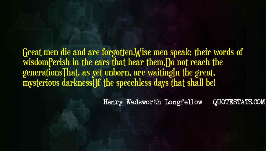 Henry Wadsworth Longfellow Quotes #925262