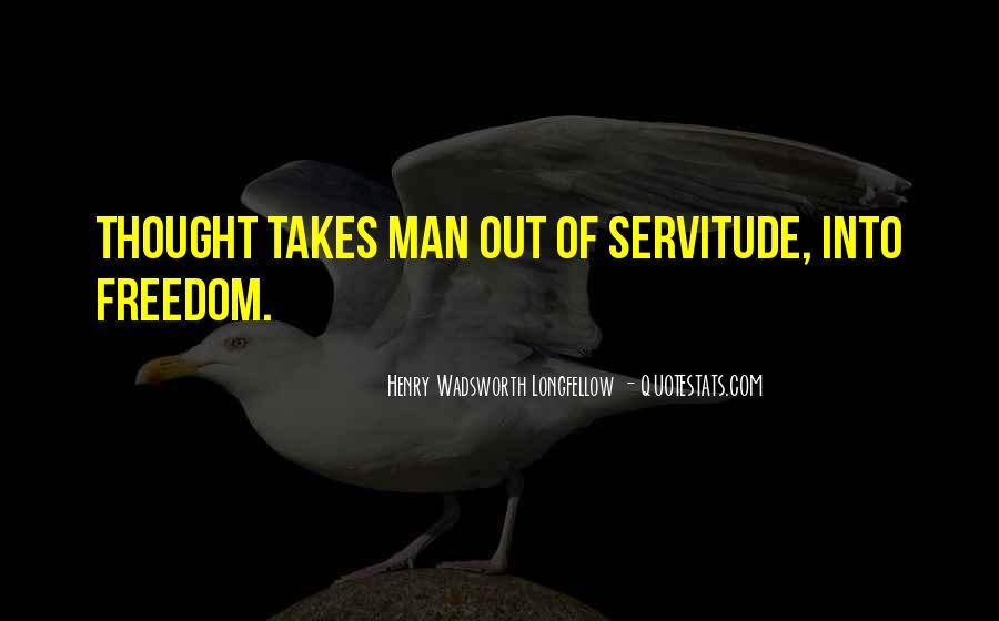 Henry Wadsworth Longfellow Quotes #940614