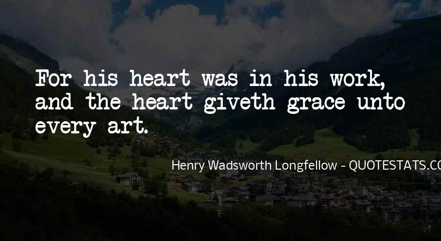 Henry Wadsworth Longfellow Quotes #95507