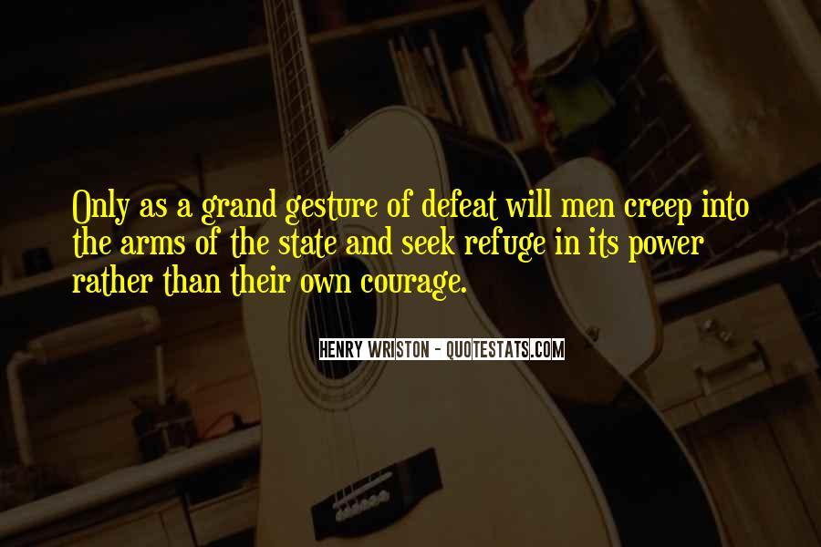 Henry Wriston Quotes #1024326