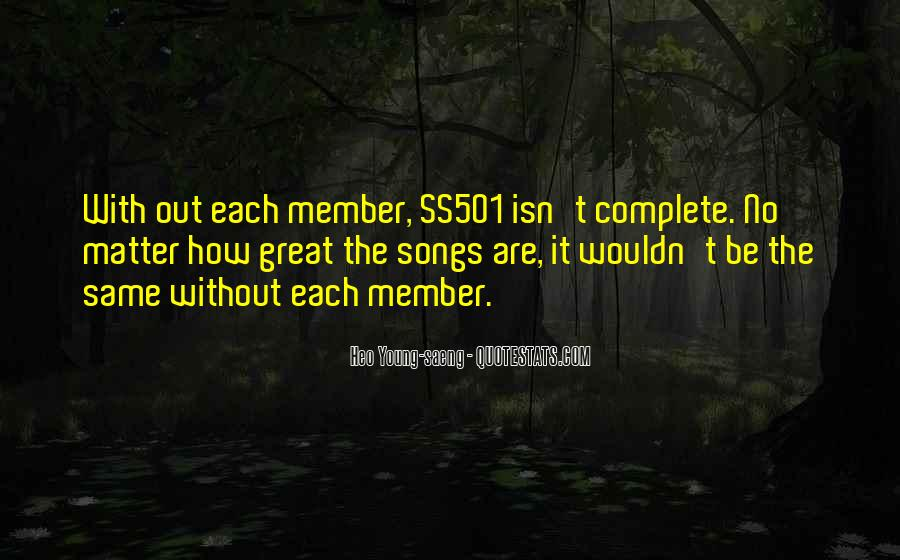Heo Young-saeng Quotes #1127507