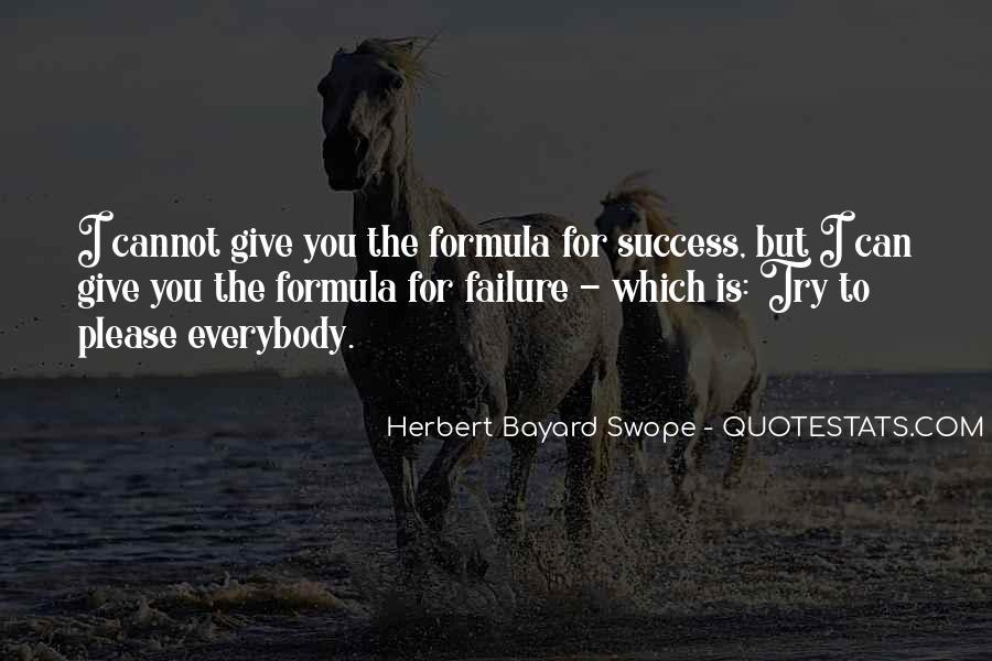 Herbert Bayard Swope Quotes #1606746