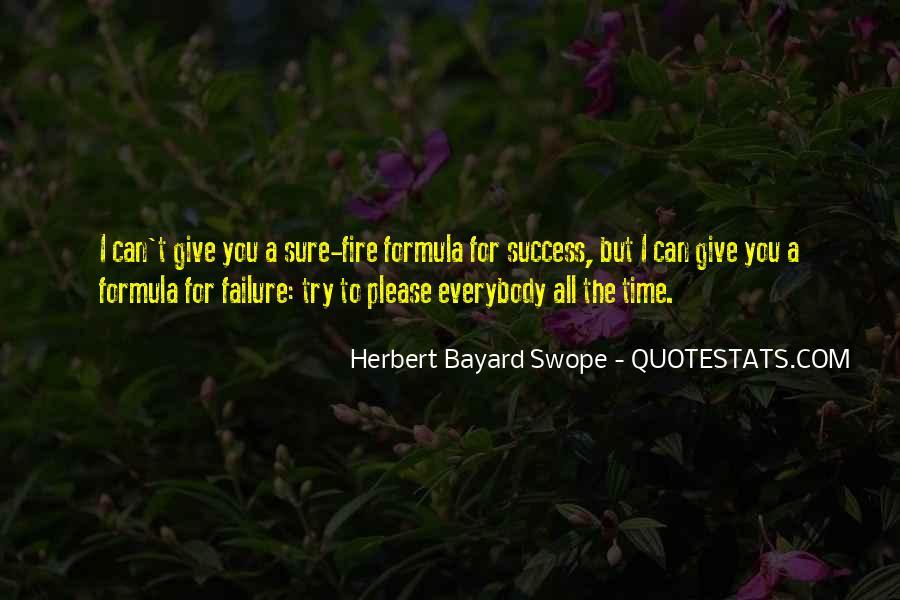 Herbert Bayard Swope Quotes #1661749