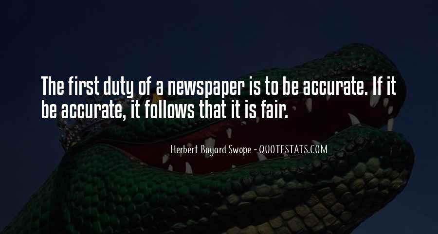 Herbert Bayard Swope Quotes #569638