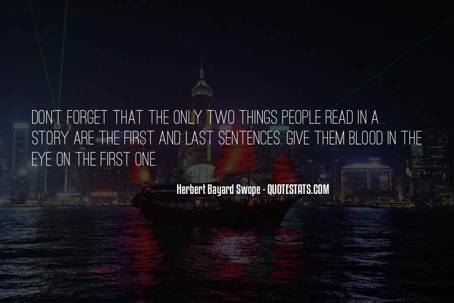 Herbert Bayard Swope Quotes #759446