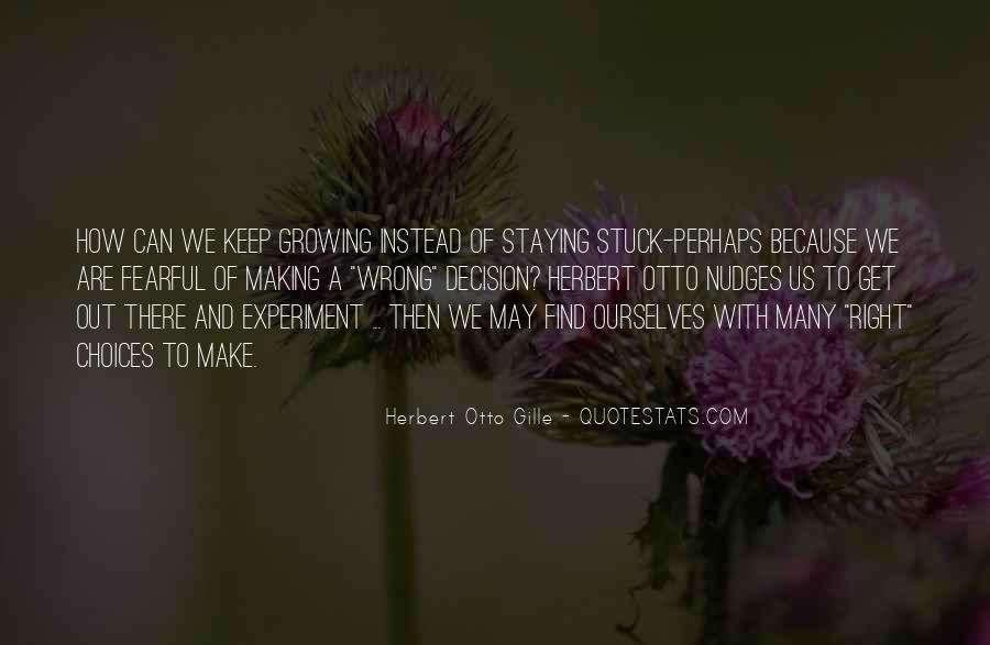 Herbert Otto Gille Quotes #1531040
