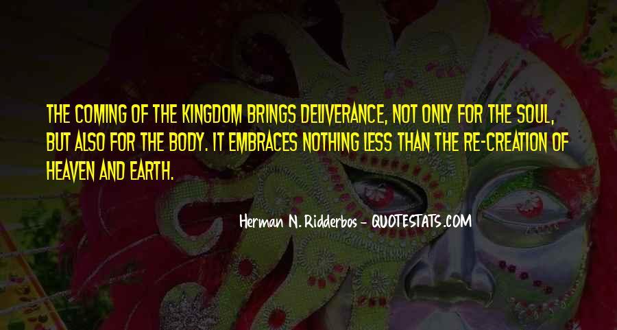 Herman N. Ridderbos Quotes #1171740