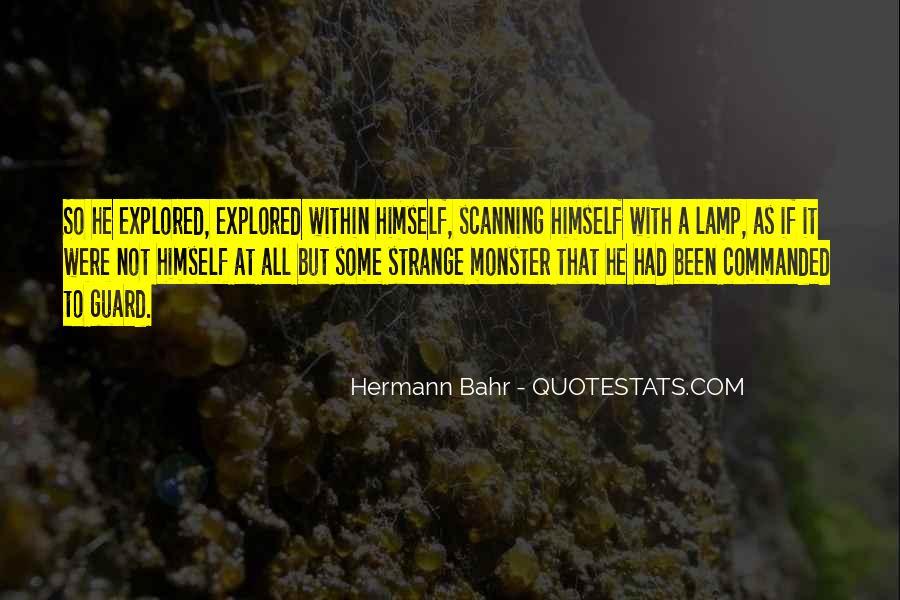 Hermann Bahr Quotes #1336751