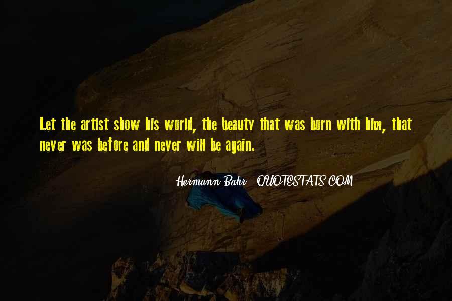 Hermann Bahr Quotes #346003