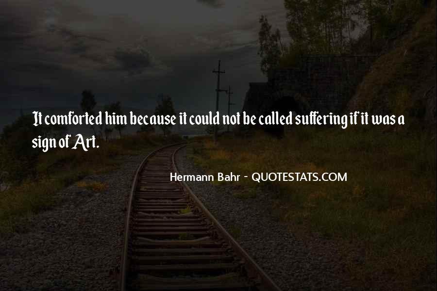 Hermann Bahr Quotes #723944