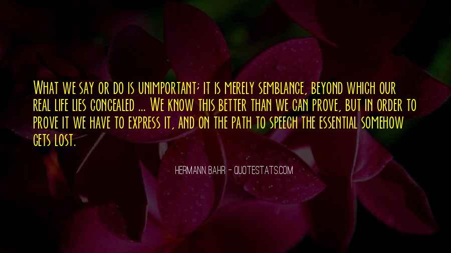 Hermann Bahr Quotes #950933