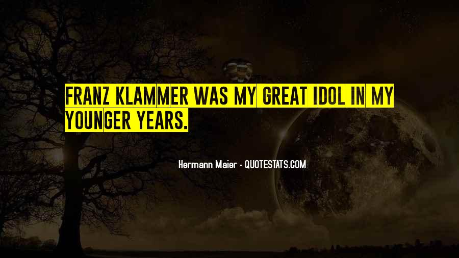 Hermann Maier Quotes #1806592