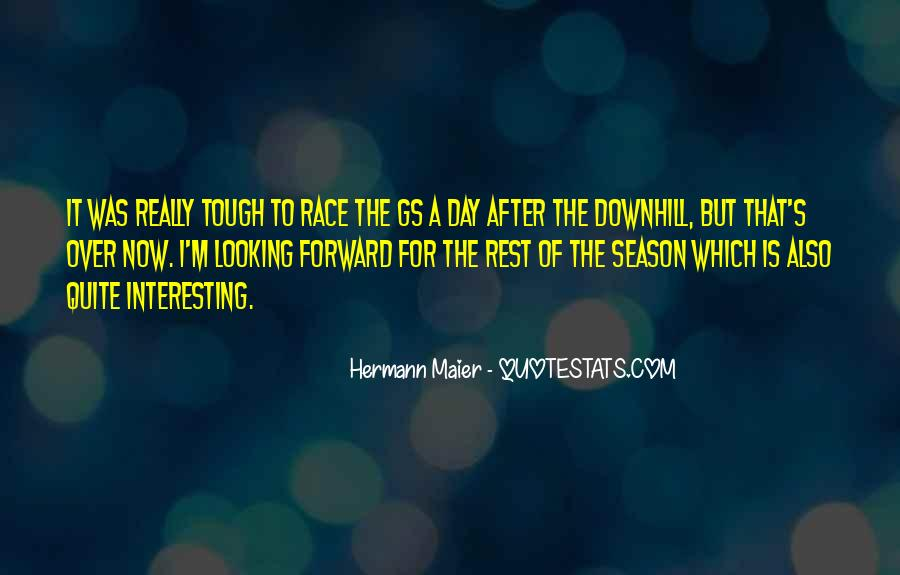 Hermann Maier Quotes #881322