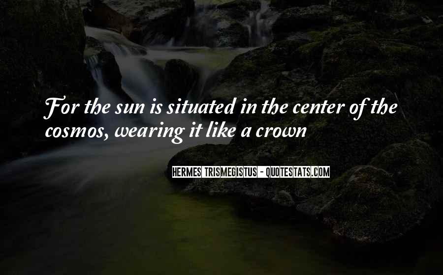 Hermes Trismegistus Quotes #1460246