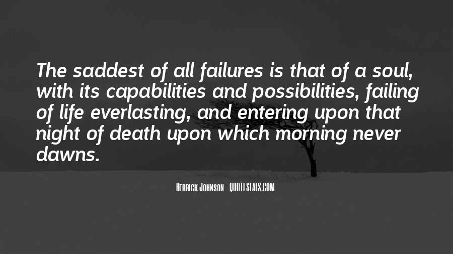 Herrick Johnson Quotes #1248753