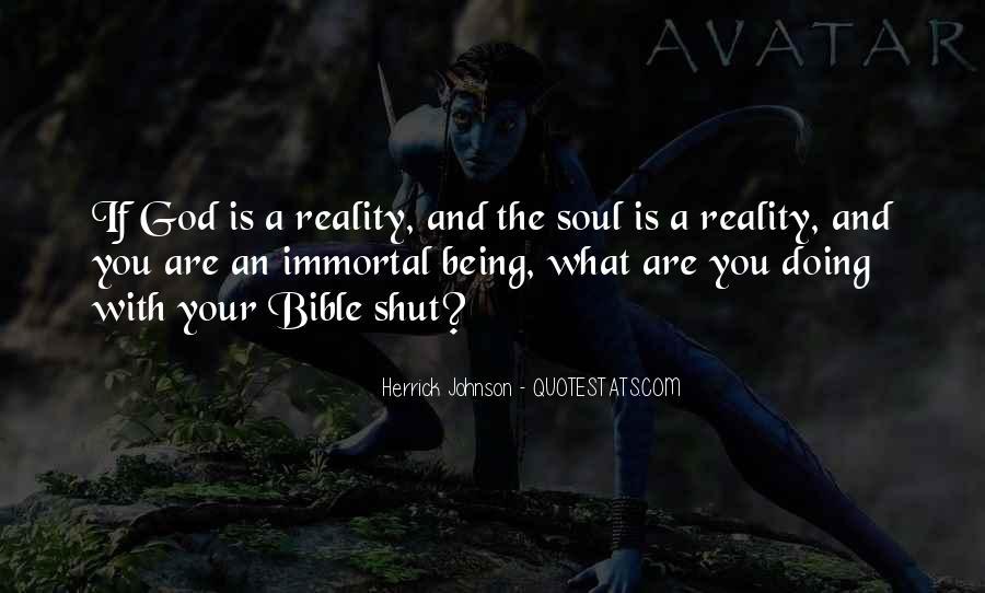Herrick Johnson Quotes #551147