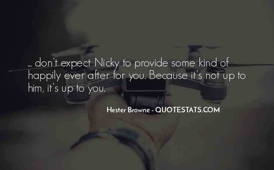 Hester Browne Quotes #835236