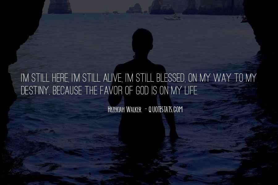 Hezekiah Walker Quotes #628855
