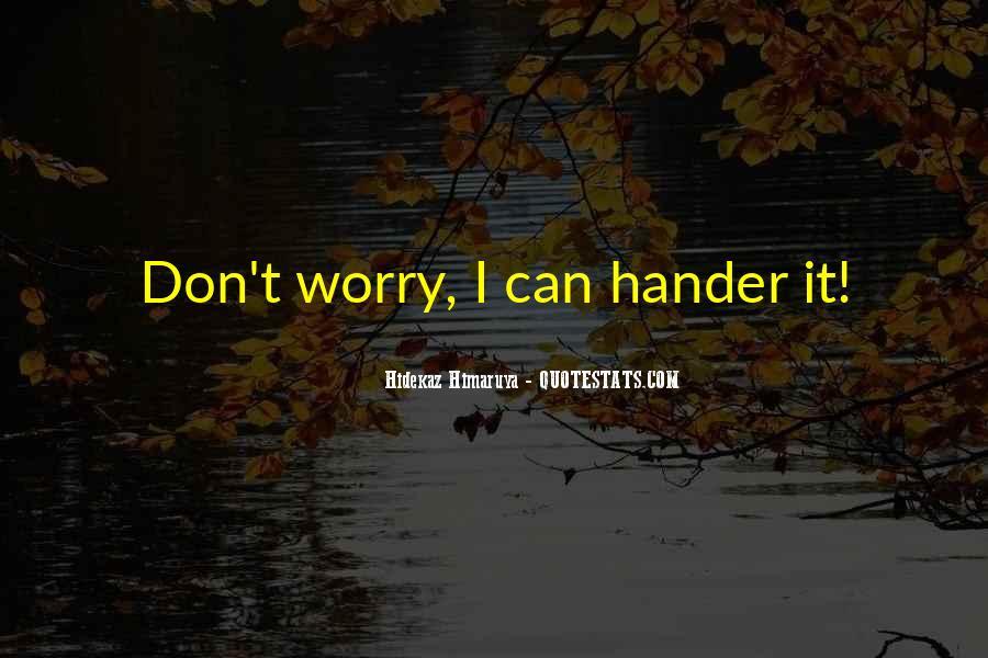 Hidekaz Himaruya Quotes #1237542
