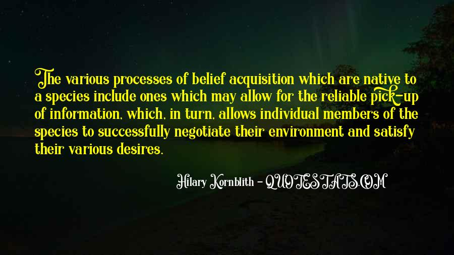 Hilary Kornblith Quotes #23516