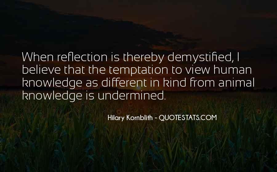 Hilary Kornblith Quotes #694461