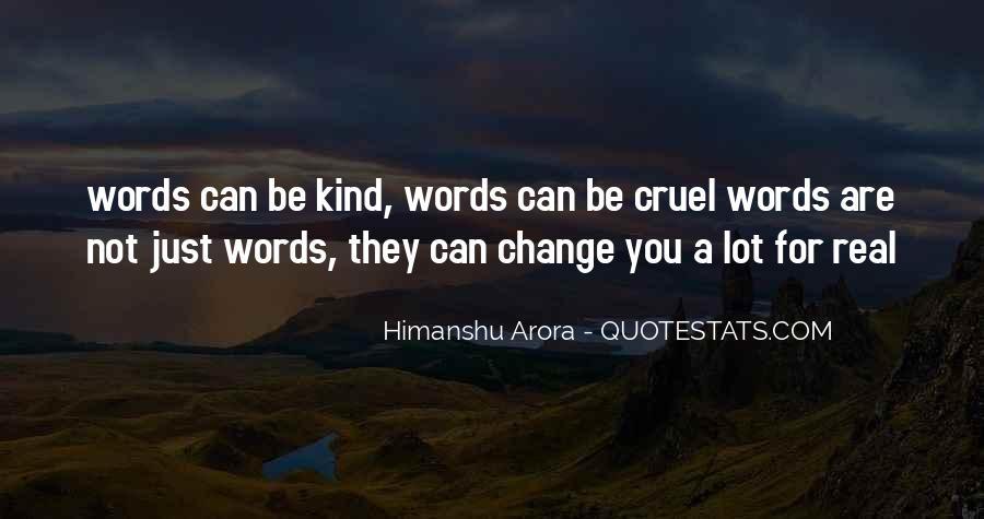 Himanshu Arora Quotes #297062