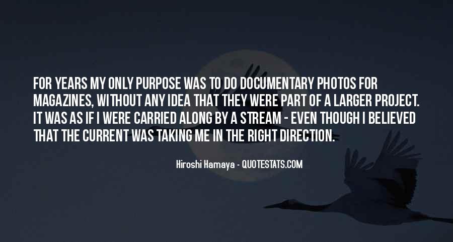 Hiroshi Hamaya Quotes #319276