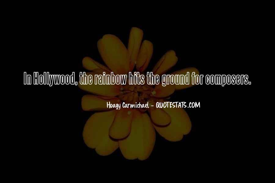 Hoagy Carmichael Quotes #1052760