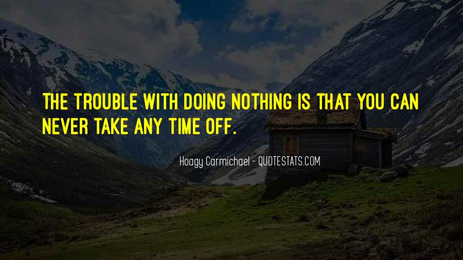 Hoagy Carmichael Quotes #341715