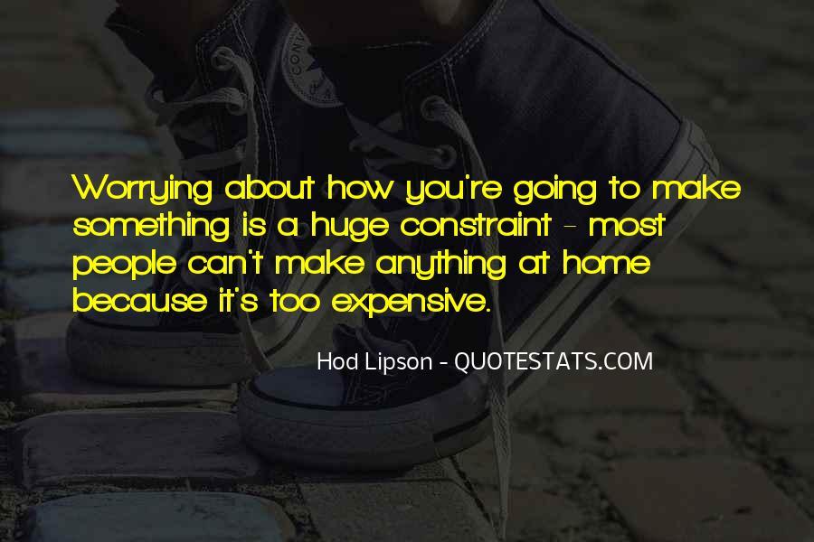 Hod Lipson Quotes #1336443