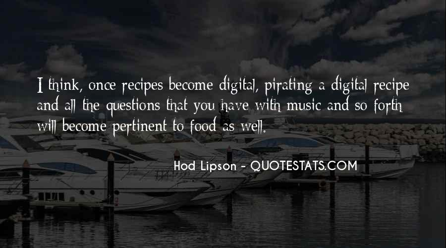 Hod Lipson Quotes #197262