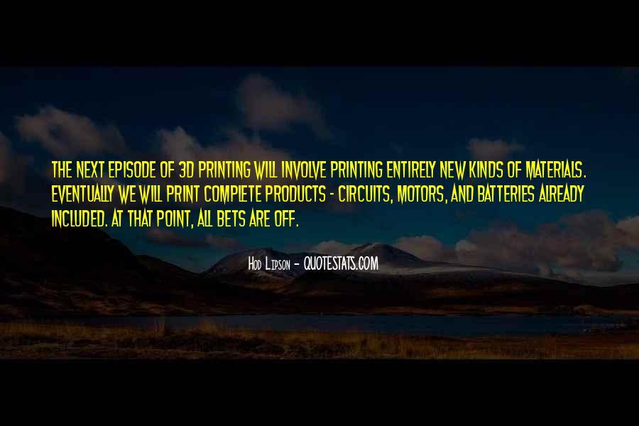 Hod Lipson Quotes #812135