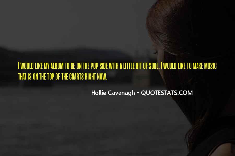 Hollie Cavanagh Quotes #172823