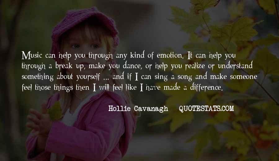 Hollie Cavanagh Quotes #1758610
