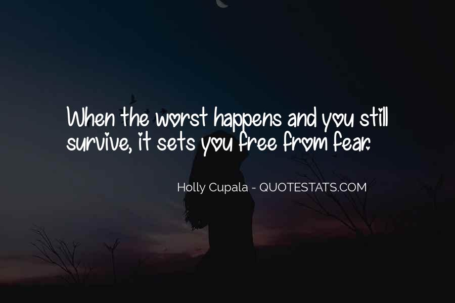 Holly Cupala Quotes #1480616