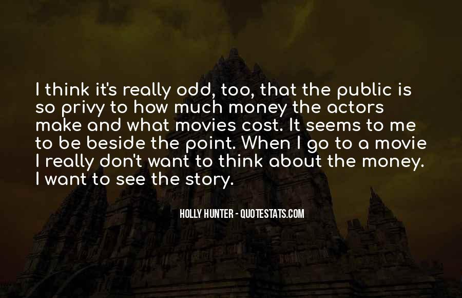 Holly Hunter Quotes #1031660