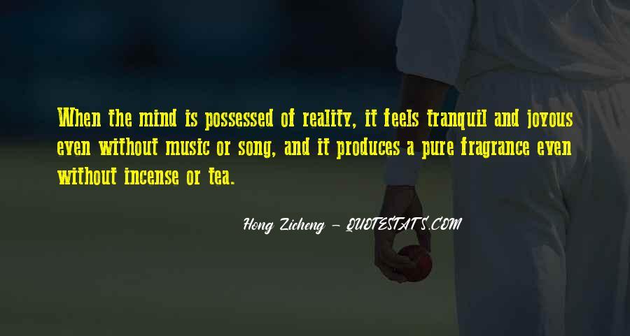 Hong Zicheng Quotes #1540696