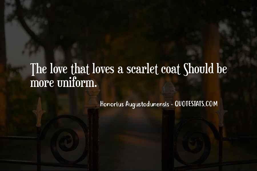 Honorius Augustodunensis Quotes #1014553