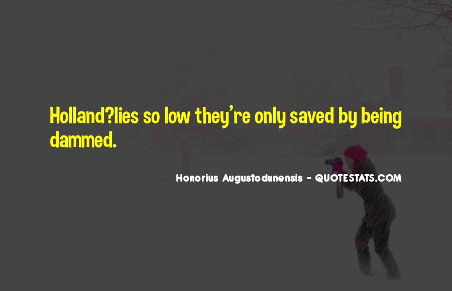 Honorius Augustodunensis Quotes #1646620