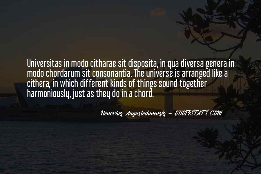 Honorius Augustodunensis Quotes #35477