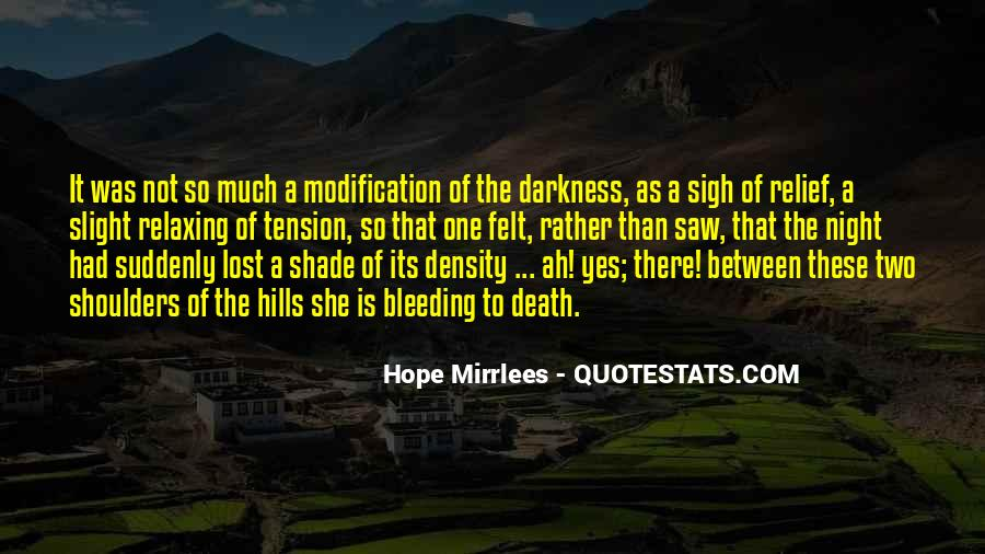 Hope Mirrlees Quotes #1527493